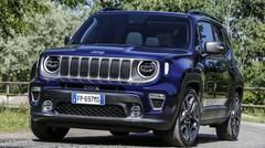 Un Jeep Renegade hybride rechargeable prévu pour 2020