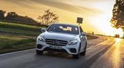 Mercedes E 300e et 300de : deux solutions hybrides plug-in