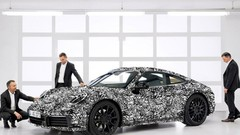 Porsche 911 Carrera « 992 » : 385 ch minimum !
