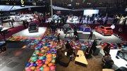 Mondial de l'auto 2018 : les visiteurs ont répondu présents !