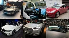 Voiture autonome: quoi de neuf au Mondial de l'auto?