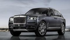 Rolls-Royce Cullinan : Bientôt en hybride rechargeable ?
