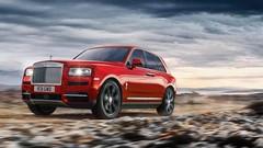 La Rolls Royce Cullinan pourrait devenir hybride