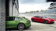 Porsche Panamera (Sport Turismo) GTS : rugissantes