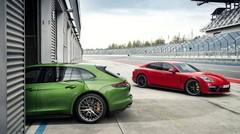 Porsche dévoile la nouvelle Panamera GTS
