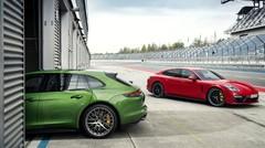 Porsche : les Panamera GTS et Sport Turismo GTS se dévoilent