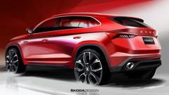 Kodiaq GT : le SUV coupé siglé Skoda !