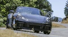Premier contact : la Porsche 911 type 992 nous invite à bord