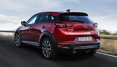 Essai Mazda CX-3 : Refonte protocolaire