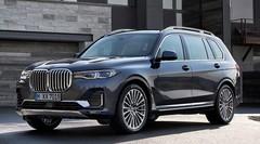 BMW X7 : entre SUV et limousine