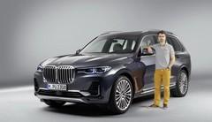 BMW X7 (2019) : nos impressions à bord du grand SUV à 7 places