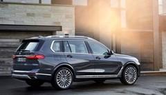 BMW dévoile son SUV porte-drapeau, le X7 !