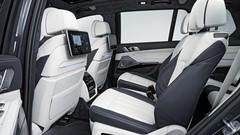 BMW X7: la famille au complet