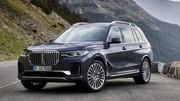 BMW X7 : Le premier SUV XXL de BMW