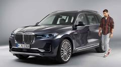 Bienvenue à bord du BMW X7 : le SUV qui se veut limousine