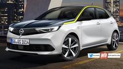 Future Opel Corsa électrique (2019) : premières indiscrétions