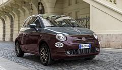 Fiat 500 Collezione : couleurs d'automne ! : Le 13 octobre 2018