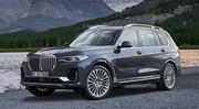 BMW X7 : le luxe pour 7 personnes !