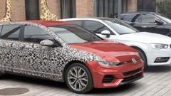 Volkswagen Golf 8 (2019) : premières photos semi-officielles ?