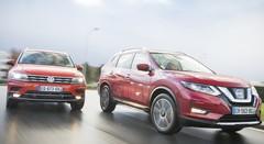 Essai Volkswagen Tiguan Allspace contre Nissan X-Trail