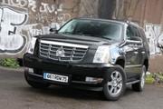 Essai Cadillac Escalade : à déguster sans modération