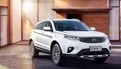 Ford Territory : un SUV de taille moyenne