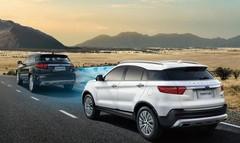 Ford dévoile le Territory pour la Chine