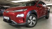 Essai du Hyundai Kona EV jusqu'à la panne : plus forte que Tesla !