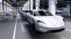 Porsche Taycan : le tarif se précise