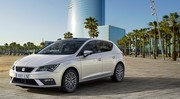 Seat France lance la Leon fonctionnant au gaz naturel