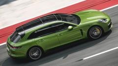 La Porsche Panamera GTS passe elle aussi au turbo