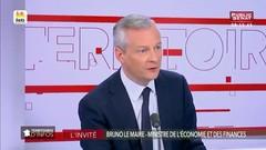 Prime à la casse : Bruno Le Maire bien intentionné, mais