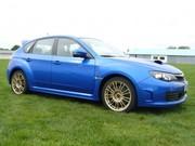 Essai Subaru Impreza WRX STI 2008 : sportive à la carte