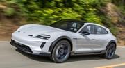 Porsche annonce la production de son second modèle électrique