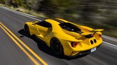 Ford GT: la production augmentée