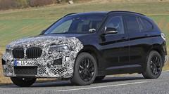 Le restylage du X1 de BMW se prépare