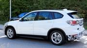 Le BMW X1 est prêt pour un lifting