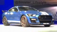Une première photo pour la nouvelle Ford Mustang Shelby GT500