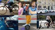 Nouvelles mobilités: les Français y viennent (mais doucement)!