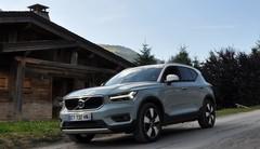 Essai Volvo XC40 : entrée réussie sur le segment