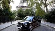 Les taxis londoniens bientôt à Paris
