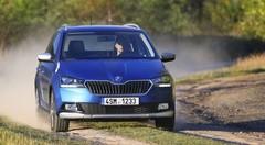 Škoda Fabia Combi Scoutline : en survêtement