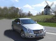 Essai Cadillac CTS V6 3.6 311 ch : Américaine et fière de l'être !