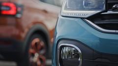 Dernier teasing façon puzzle pour le petit SUV Volkswagen T-Cross
