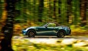 Mazda MX-5 Aki Edition : pour fêter l'automne