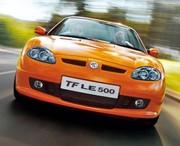 MG TF LE500 : Phénix roadster