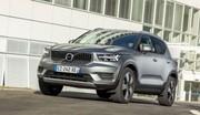 Essai Volvo XC40 D3 (2018) : le diesel civilisé