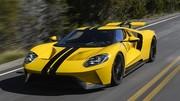 Ford prolonge la production de sa supercar, la Ford GT