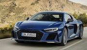 Audi R8 : facelift de puissance