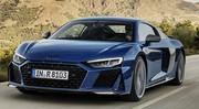 Audi R8 : un nouvel enrobage et des versions plus puissantes
